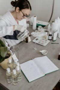 Ingrediënten in verzorgingsproducten