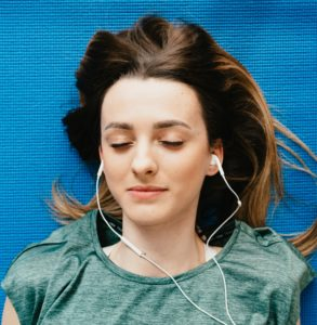 Muziek bij stress